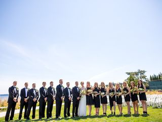 Shannon and Vincent's Wedding in Seattle, Washington 9