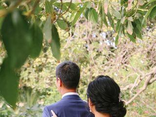 Annie and Brian's Wedding in Camarillo, California 7