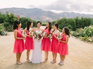 Annie and Brian's Wedding in Camarillo, California 9