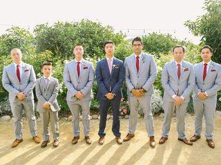 Annie and Brian's Wedding in Camarillo, California 10
