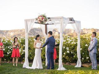 Annie and Brian's Wedding in Camarillo, California 12