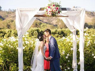 Annie and Brian's Wedding in Camarillo, California 13