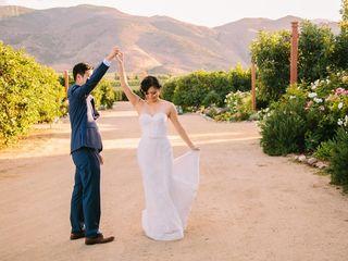 Annie and Brian's Wedding in Camarillo, California 14