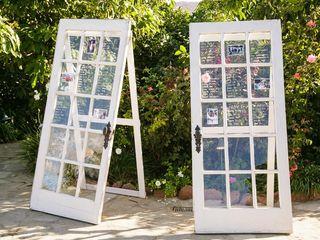 Annie and Brian's Wedding in Camarillo, California 16