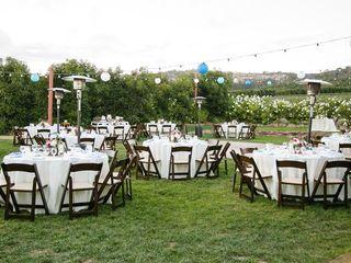 Annie and Brian's Wedding in Camarillo, California 17