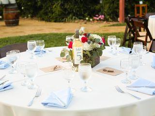 Annie and Brian's Wedding in Camarillo, California 18