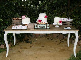 Annie and Brian's Wedding in Camarillo, California 24