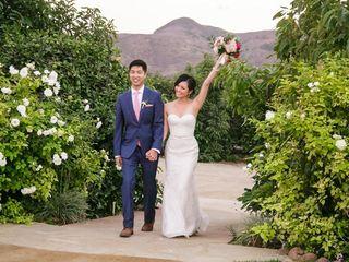 Annie and Brian's Wedding in Camarillo, California 20