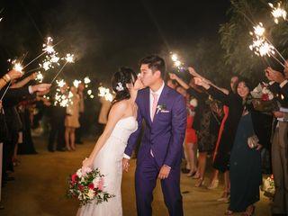 Annie and Brian's Wedding in Camarillo, California 28