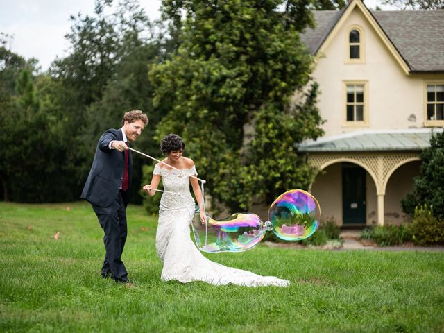 Will and Emily's Wedding in Media, Pennsylvania 1