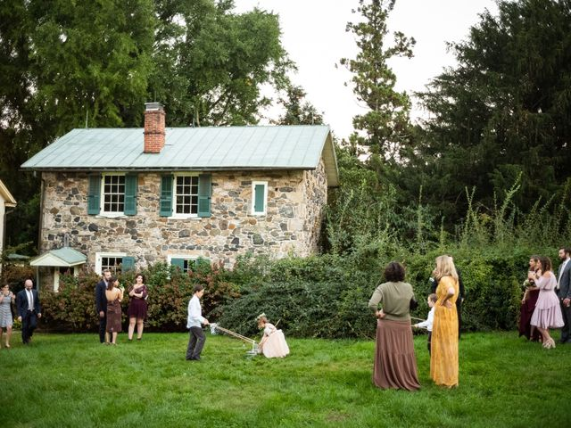 Will and Emily's Wedding in Media, Pennsylvania 26