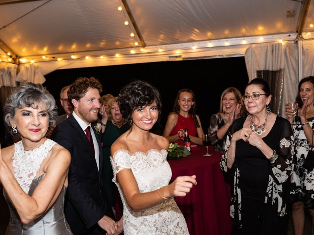 Will and Emily's Wedding in Media, Pennsylvania 27