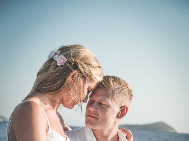 Maria and Alex's Wedding in Mykonos, Greece 3