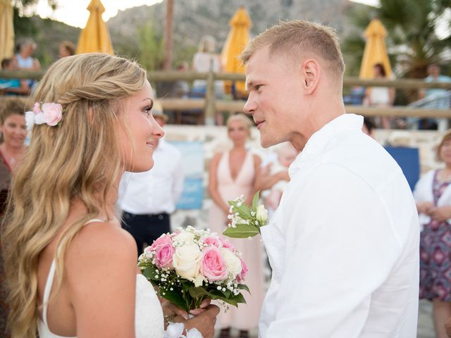 Maria and Alex's Wedding in Mykonos, Greece 6