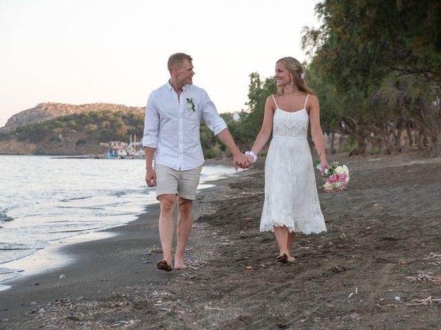 Maria and Alex's Wedding in Mykonos, Greece 10