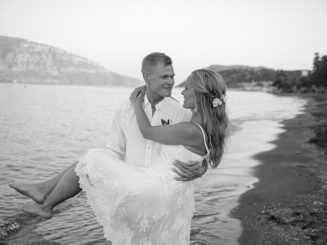 Maria and Alex's Wedding in Mykonos, Greece 11