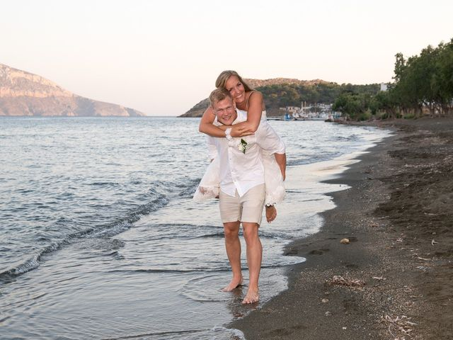 Maria and Alex's Wedding in Mykonos, Greece 12