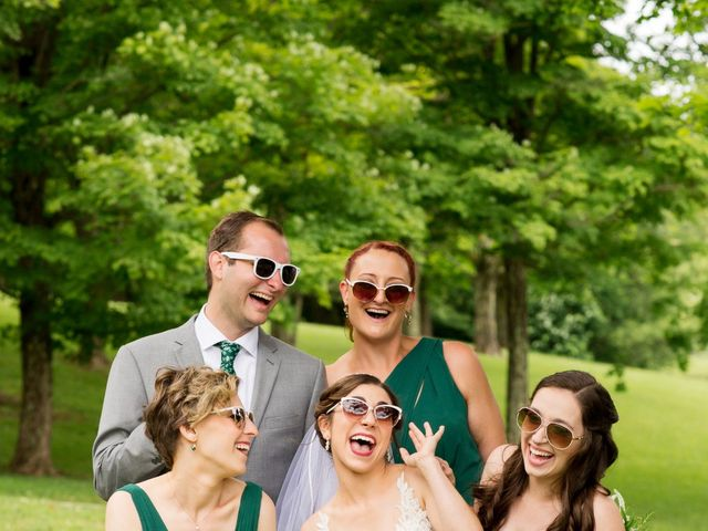 Jake and Nelle's Wedding in Acme, Pennsylvania 11