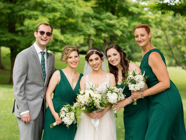 Jake and Nelle's Wedding in Acme, Pennsylvania 12