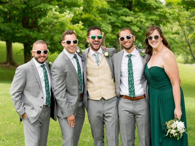 Jake and Nelle's Wedding in Acme, Pennsylvania 18