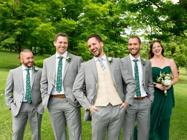 Jake and Nelle's Wedding in Acme, Pennsylvania 19
