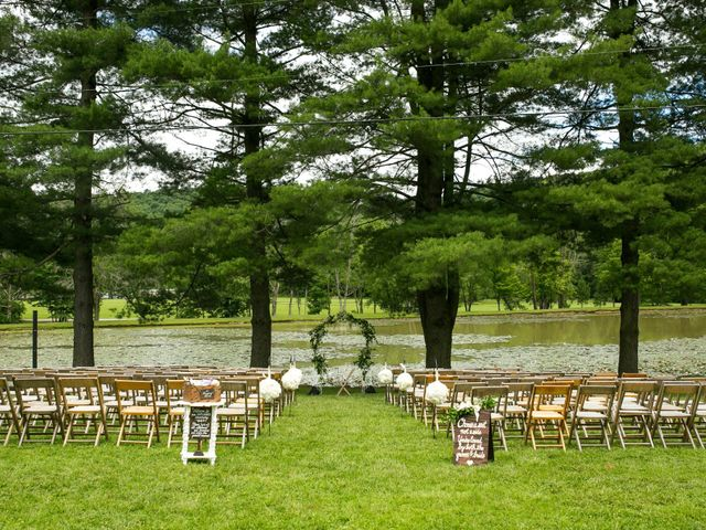Jake and Nelle's Wedding in Acme, Pennsylvania 22