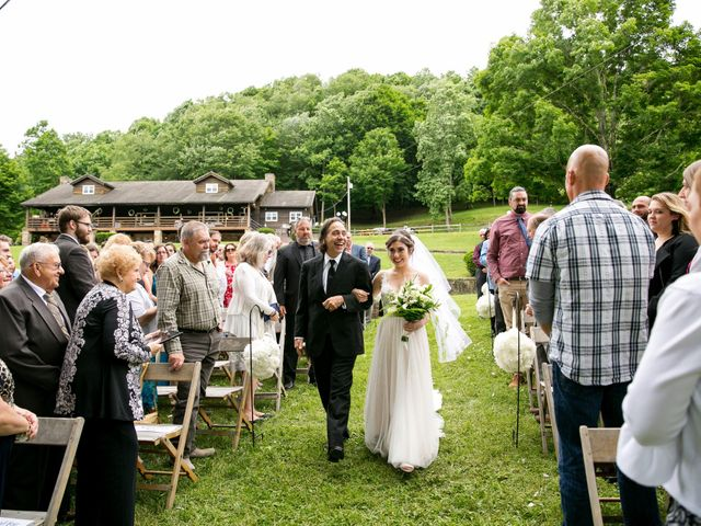 Jake and Nelle's Wedding in Acme, Pennsylvania 26