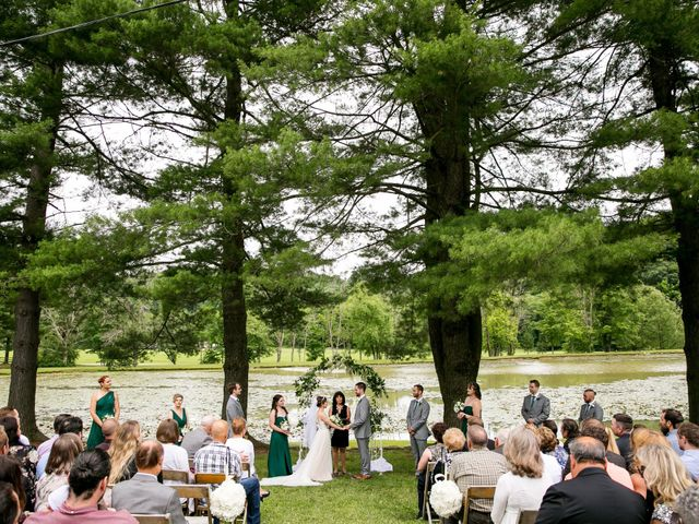 Jake and Nelle's Wedding in Acme, Pennsylvania 28