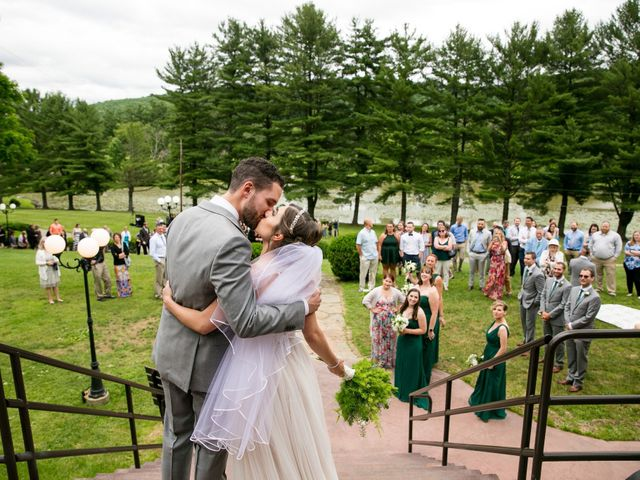 Jake and Nelle's Wedding in Acme, Pennsylvania 35