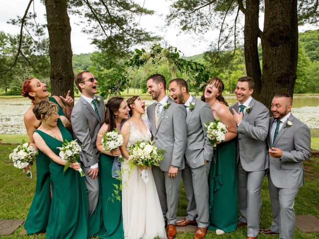 Jake and Nelle's Wedding in Acme, Pennsylvania 38