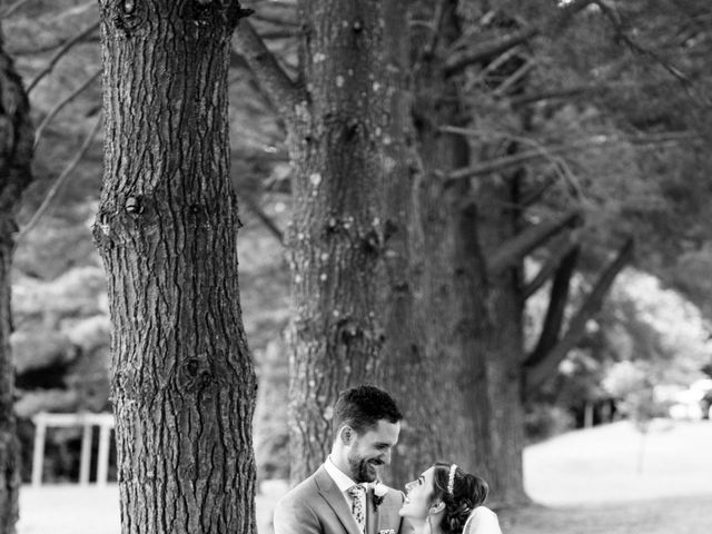 Jake and Nelle's Wedding in Acme, Pennsylvania 41
