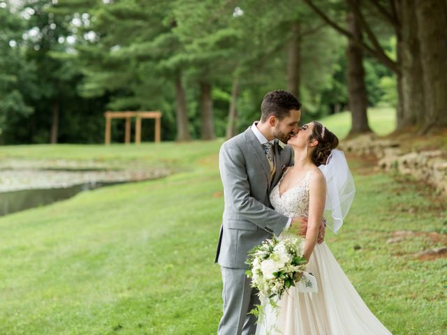 Jake and Nelle's Wedding in Acme, Pennsylvania 43