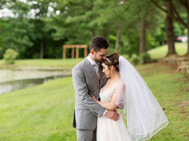 Jake and Nelle's Wedding in Acme, Pennsylvania 46