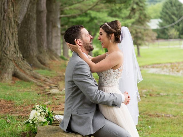 Jake and Nelle's Wedding in Acme, Pennsylvania 49
