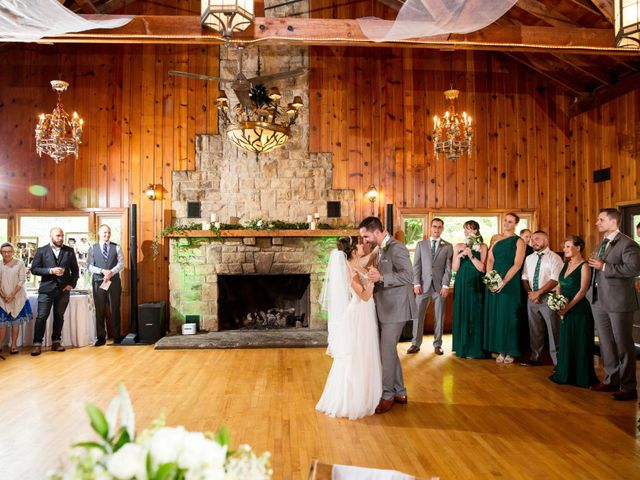 Jake and Nelle's Wedding in Acme, Pennsylvania 59