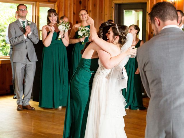 Jake and Nelle's Wedding in Acme, Pennsylvania 73