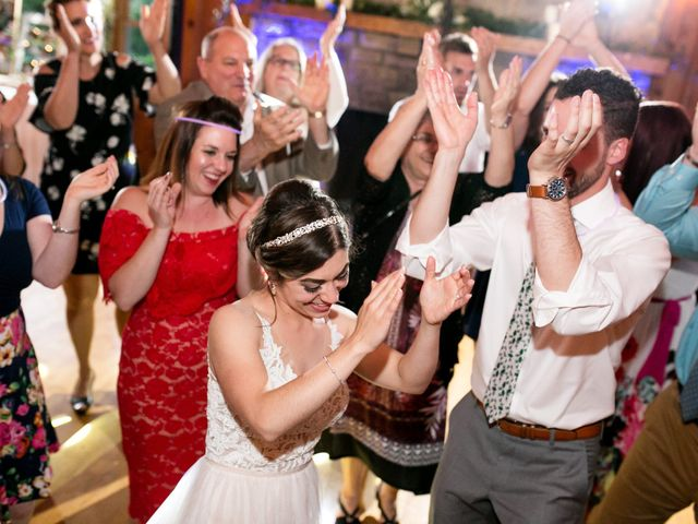 Jake and Nelle's Wedding in Acme, Pennsylvania 81