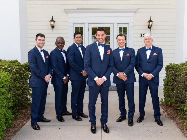 Matt and Ornelie's Wedding in Raleigh, North Carolina 7