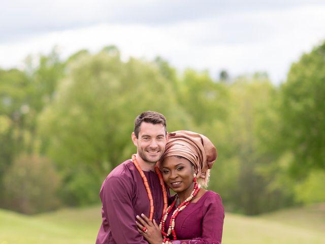 Matt and Ornelie's Wedding in Raleigh, North Carolina 11