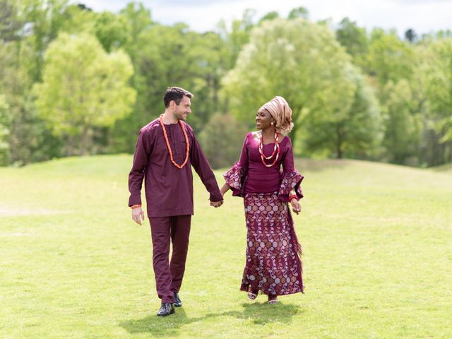 Matt and Ornelie's Wedding in Raleigh, North Carolina 1
