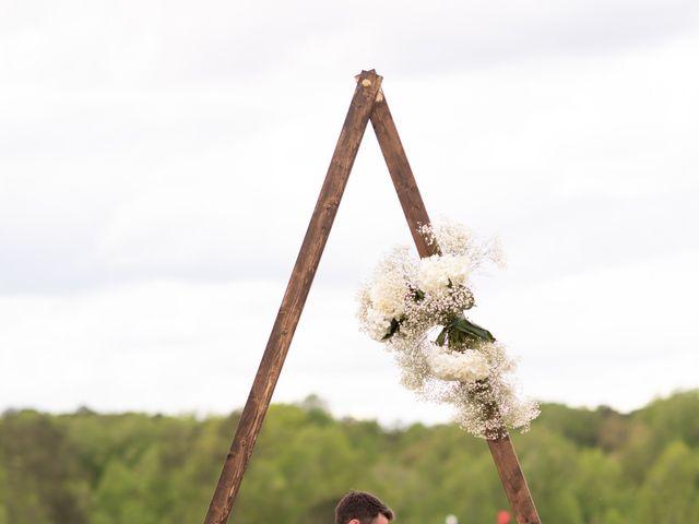 Matt and Ornelie's Wedding in Raleigh, North Carolina 15