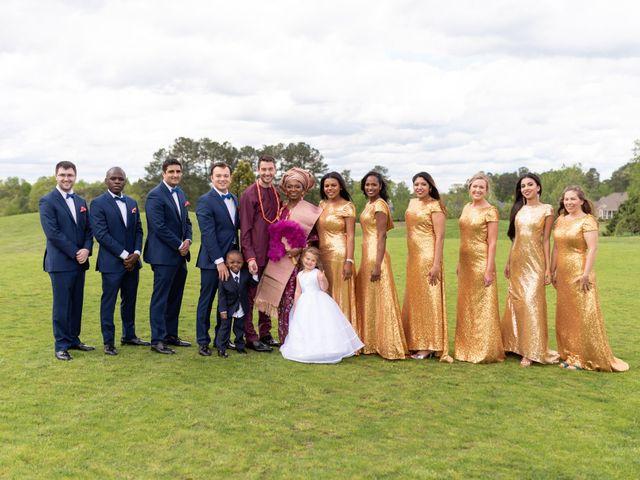 Matt and Ornelie's Wedding in Raleigh, North Carolina 19