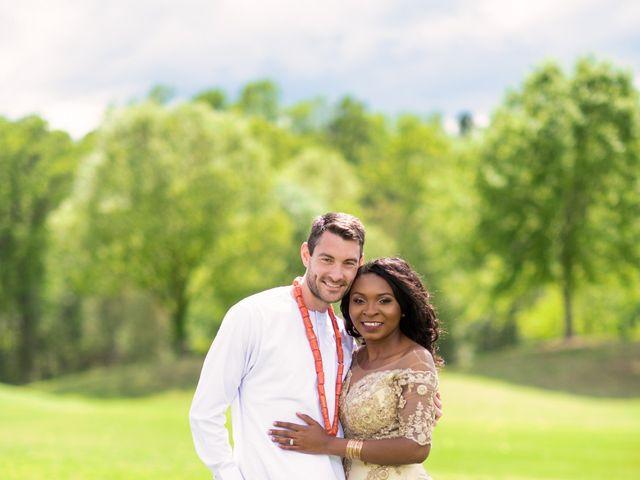 Matt and Ornelie's Wedding in Raleigh, North Carolina 24