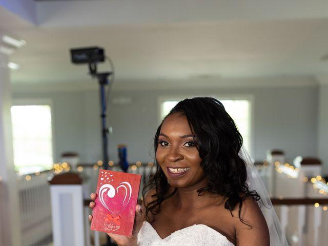 Matt and Ornelie's Wedding in Raleigh, North Carolina 32