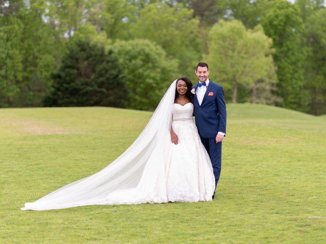 Matt and Ornelie's Wedding in Raleigh, North Carolina 34