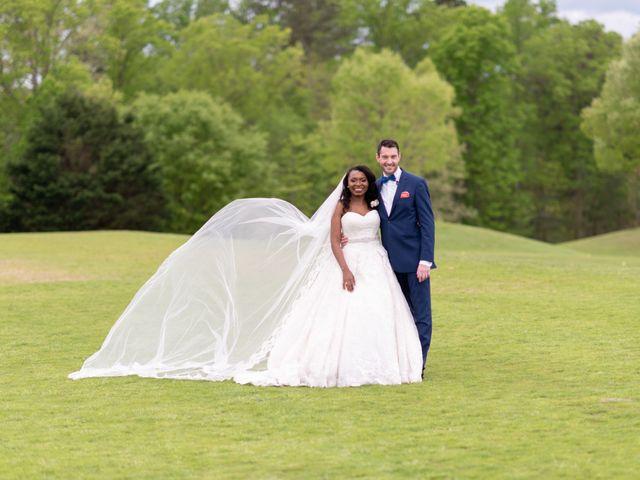 Matt and Ornelie's Wedding in Raleigh, North Carolina 35