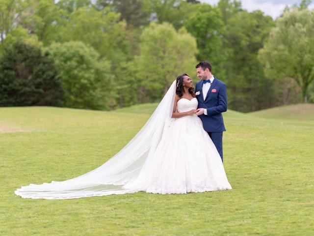 Matt and Ornelie's Wedding in Raleigh, North Carolina 36