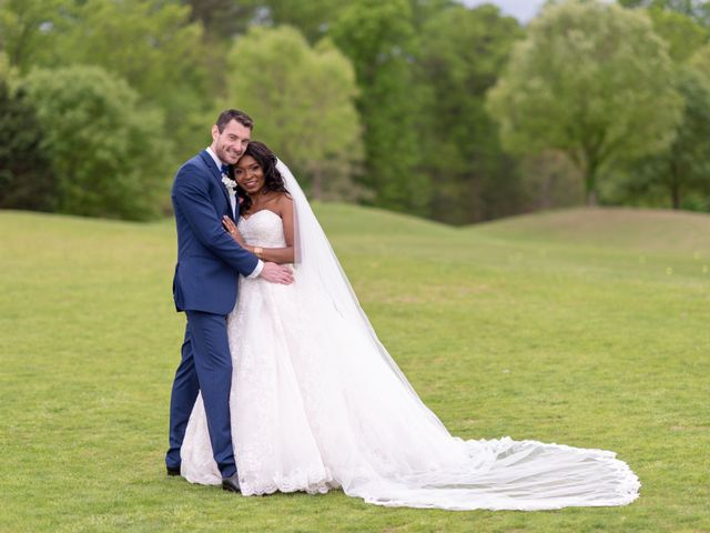 Matt and Ornelie's Wedding in Raleigh, North Carolina 37