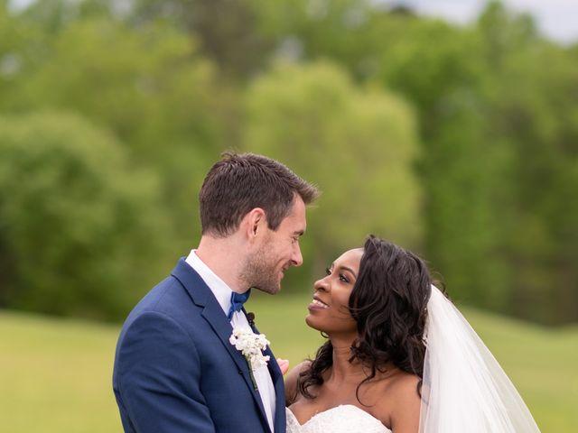 Matt and Ornelie's Wedding in Raleigh, North Carolina 38