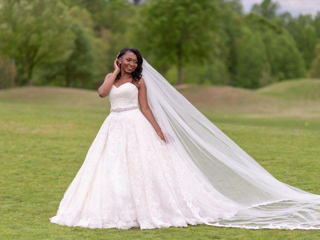 Matt and Ornelie's Wedding in Raleigh, North Carolina 40